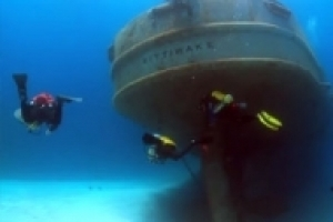 Discover Wreck diving with Go Dive